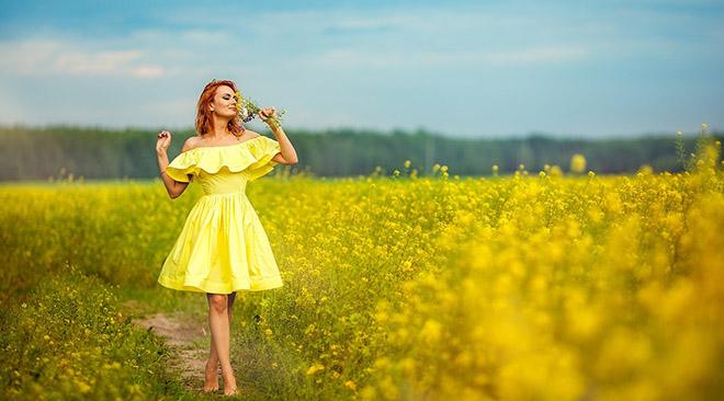 russian woman in america
