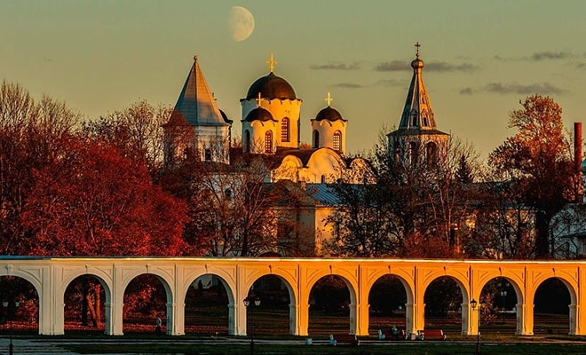the most romantic place for dating in Velikiy Novgorod