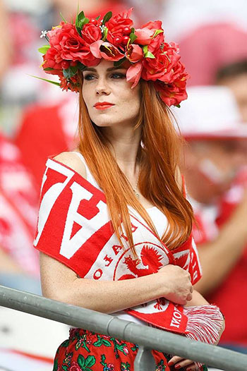beautiful slavic women