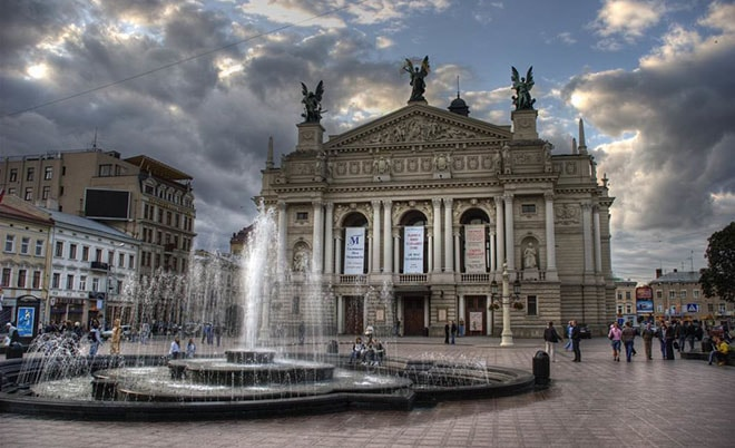 the most romantic place for dating in Lviv