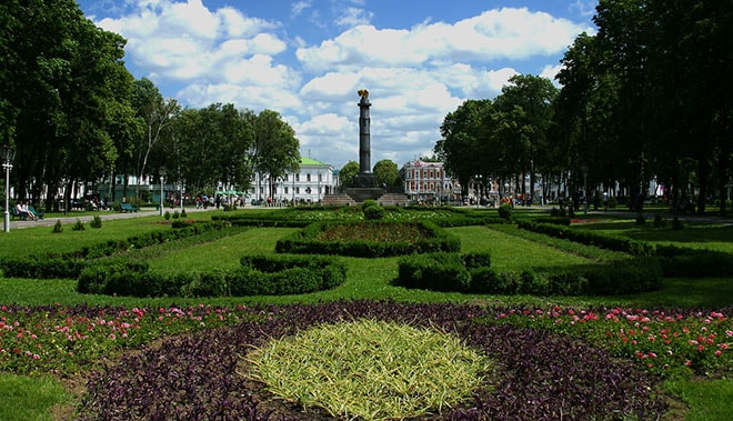 the most romantic place for dating in Poltava
